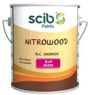 NITROWOOD GLOSS VARNISH