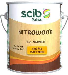 NITROWOOD MATT ZERO VARNISH