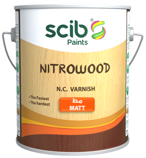 NITROWOOD MATT VARNISH