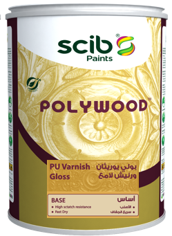POLYWOOD PU Gloss White Varnish