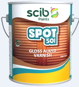 SPOT 501 GLOSS Varnish