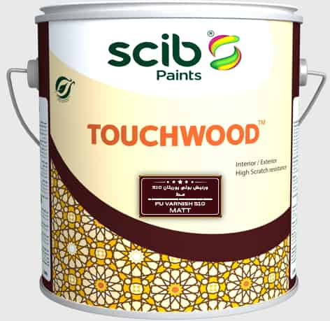 TOUCHWOOD PU 510 Matt Varnish