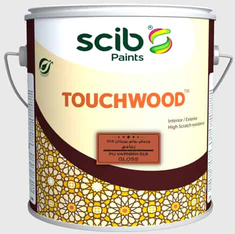 TOUCHWOOD PU 515 Gloss Varnish