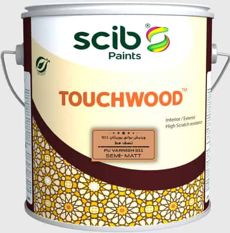 TOUCHWOOD PU 511 Semi Matt Varnish