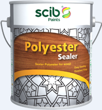 POLYESTER SEALER Clear