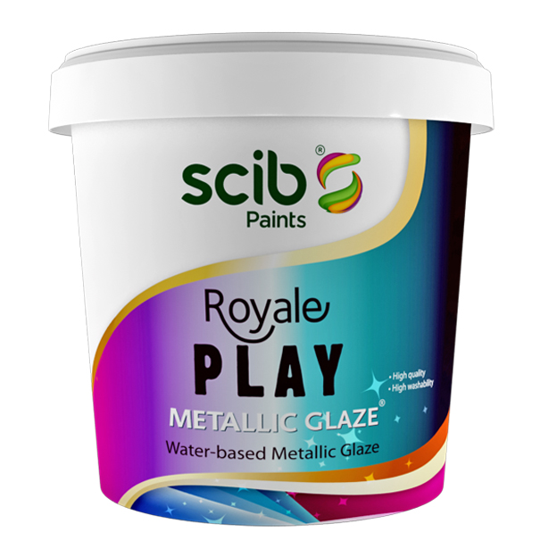 Royale Play Metallic Glaze